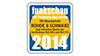 rte1052 удостоен премии  Funkschau 2014 — Продукт года