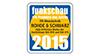 rte1052 получил награду  Funkschau 2015 — Лучший продукт