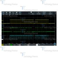 Синхронизация и декодирование I2C/SPI R&S RTB-K1