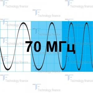 Расширение полосы пропускания до 70 МГц R&S RTC-B220