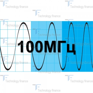 Расширение полосы пропускания до 100 МГц R&S RTC-B221