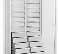 Шкаф для хранения комплектующих ШКX
