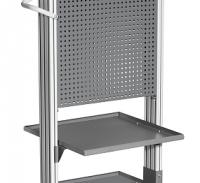 Подкатная стойка для инструмента и оборудования СТ-ВР