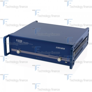 Фронтальная панель анализатора цепей Планар С1220