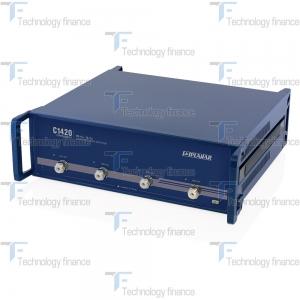 Передняя панель анализатора цепей Планар С1420