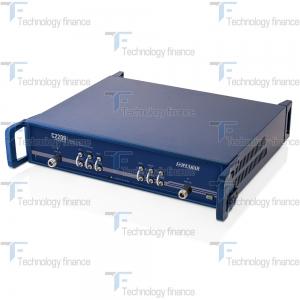 Передняя панель анализатора цепей Планар C2209