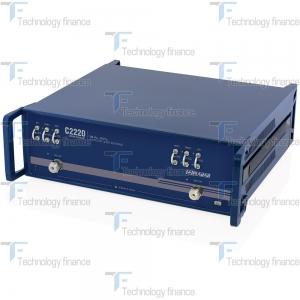 Фронтальная панель анализатора Планар С2220