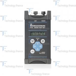 Портативный тестер для проверки радиостанций R&S CTH100A