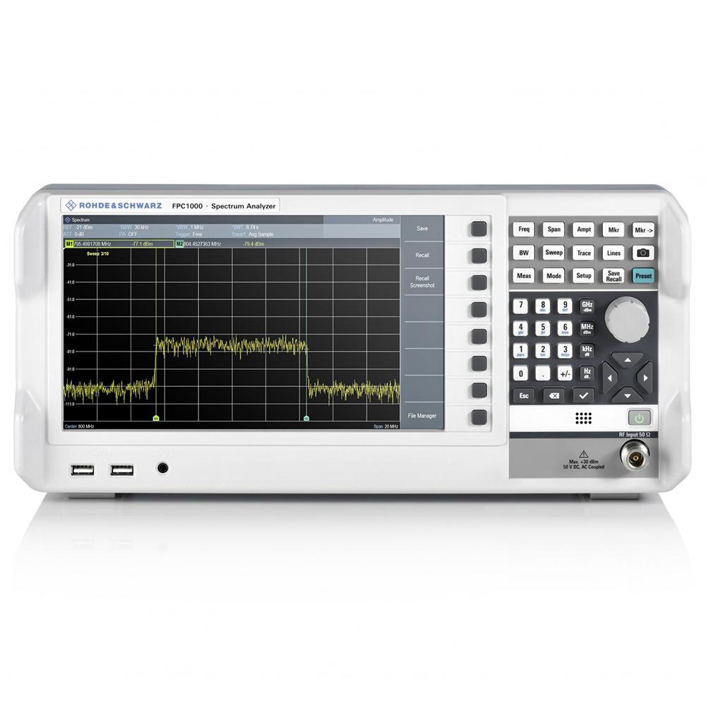 Анализатор спектра Rohde & Schwarz FPC1000