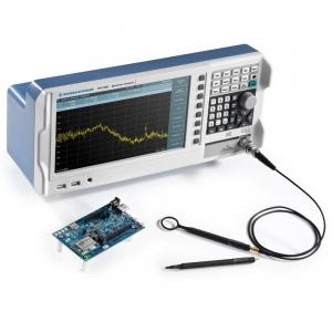 Фронтальная панель R&S FPC1000