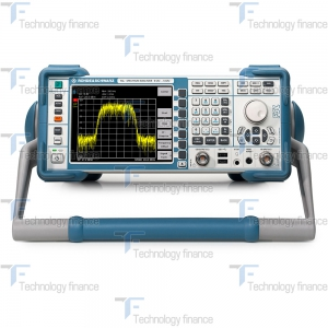 Фронтальная панель анализатора спектра R&S FSL6