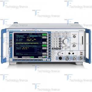 Фронтальная панель анализатора R&S FSMR3