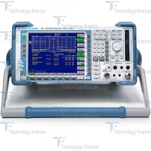Фронтальная панель анализатора спектра R&S FSP40