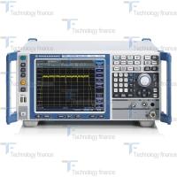 Передняя панель анализатора спектра R&S FSV4