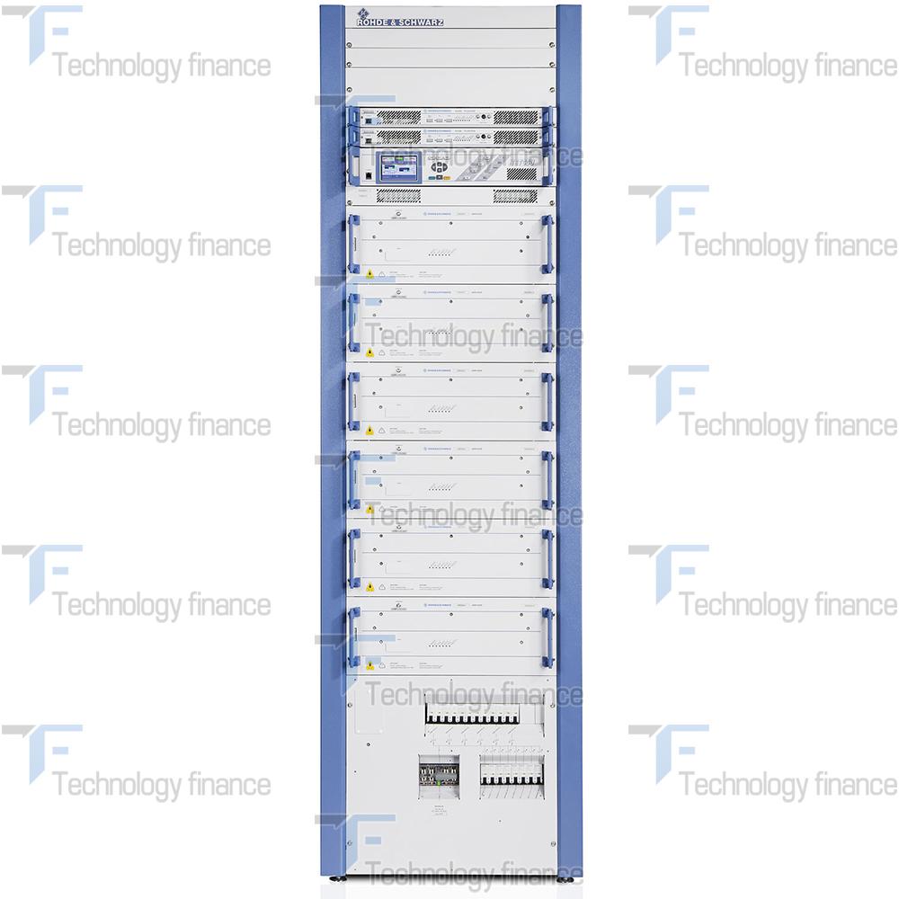 Фронтальная панель R&S NV8304