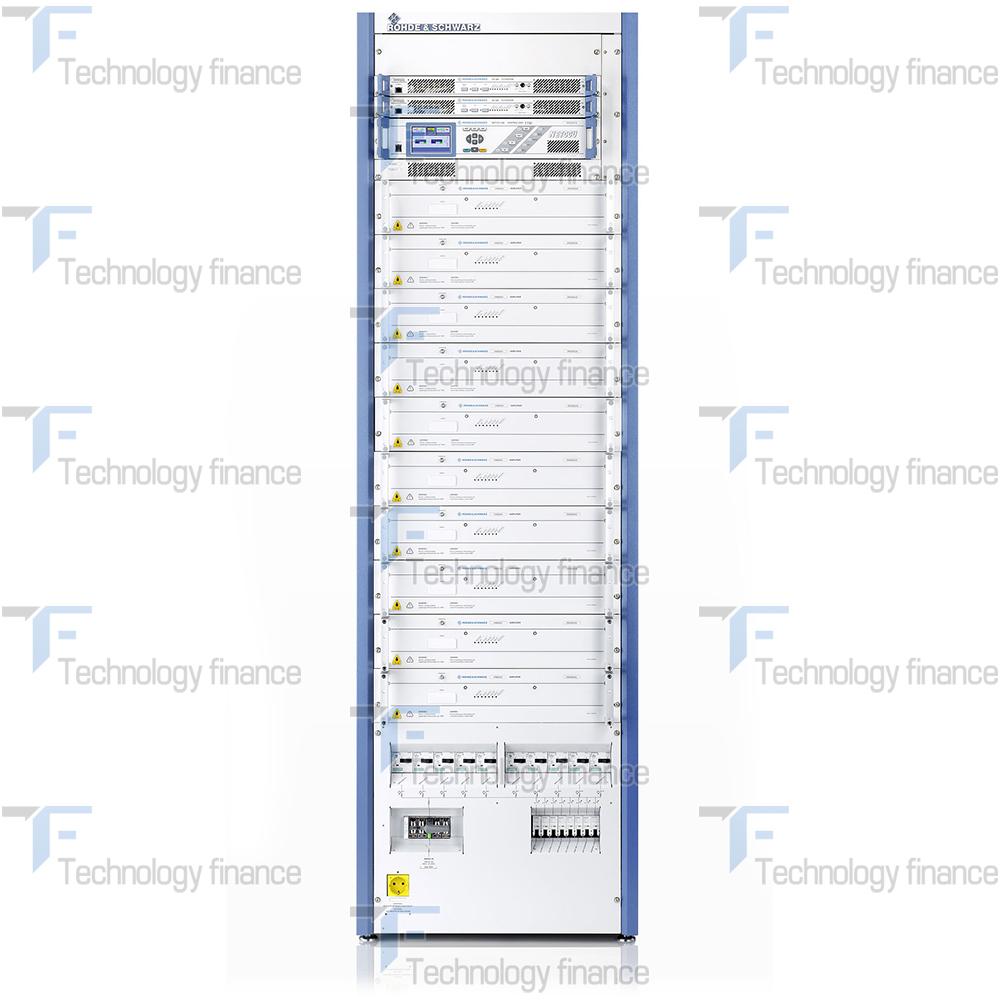 Фронтальная панель R&S NV8605
