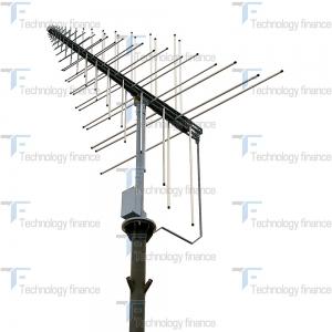Логопериодическая антенна R&S HL007A2