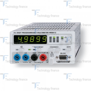 Универсальный мультиметр R&S HM8012