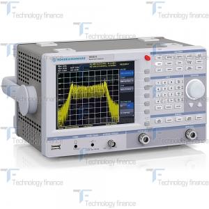 Фронтальная панель анализатора спектра R&S HMS-X