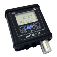 Термогигрометр Эксис ИВТМ-7 М 3-Д-В