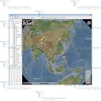 ПО для отображения географической информации R&S MapView