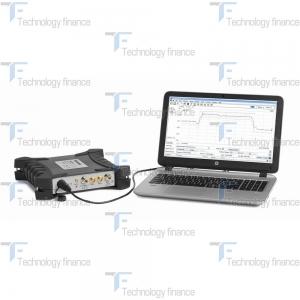 Подключение Tektronix RSA513A к ноутбуку