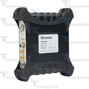 Tektronix RSA518A - общий вид на анализатор спектра