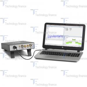 Подключение Tektronix RSA607A к ноутбуку