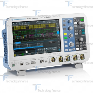 RTA4000 - флагманская серия осциллографов от R&S