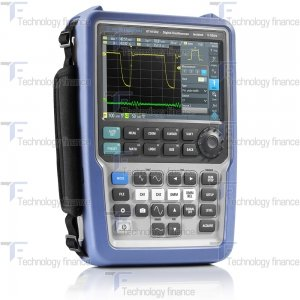 Портативный цифровой осциллограф R&S RTH1002-B223