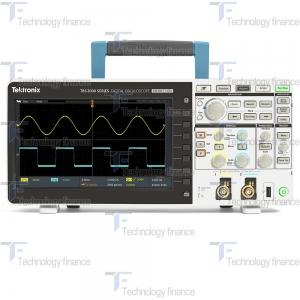 Высокоточный цифровой осциллограф Tektronix TBS2102