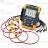 Fluke 435 и измерительные провода