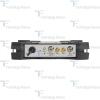 Tektronix RSA507A - панель с разъемами