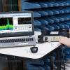 Работа Tektronix RSA518A в условиях лаборатории