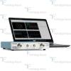 Подключение анализатора Tektronix TTR503A к ноутбуку