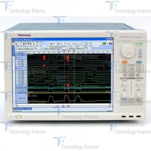 Бюджетный логический анализатор Tektronix TLA6402