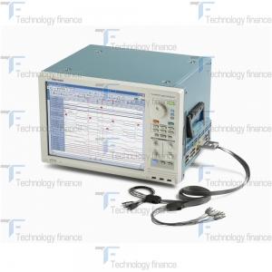 Подключение пробника к анализатору Tektronix TLA6403