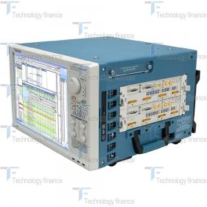 Tektronix TLA7012 - прецизионный логический анализатор