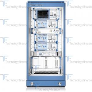 Система для тестирования входных каскадов радаров R&S TS6600
