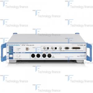 Фронтальная панель анализатора R&S UPP200