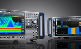 Анализаторы спектра Rohde & Schwarz